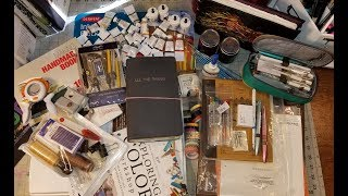 Huge Christmas Art Supply Haul 2017