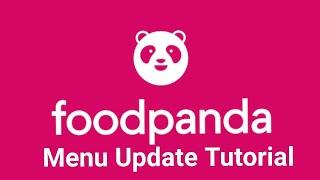 Foodpanda Portal Menu Update and Add Photo screenshot 3
