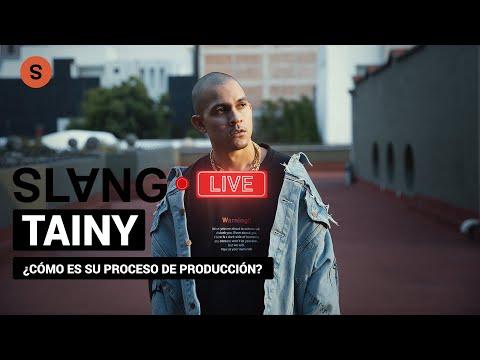 Tainy nos da algunos consejos de producción para comenzar a crear beats | Slang Live