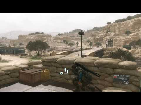 Metal Gear Solid 5: The Phantom Pain - Not So Clay Pigeons
