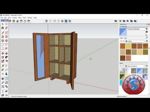 create-simple-3d-wood-cabinet-furniture-modeling-||-sketchup-pro