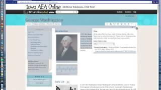 MS Britannica Online