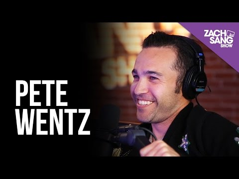 Pete Wentz | Fall Out Boy | Full Interview