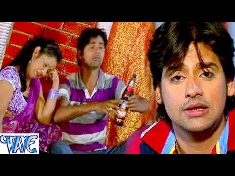 ऐ राजा तू थोड़े थोड़े पियs - Hair Band wali - Rakesh Mishra - Bhojpuri Sad Songs 2016 new