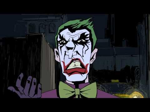 Gotham City Impostors Animated Video # 2
