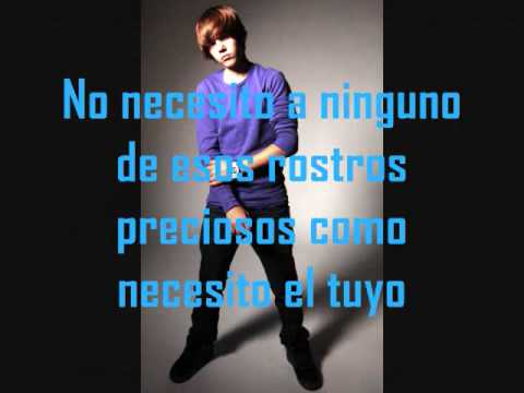 One less lonely girl  Justin Bieber Traducida al español