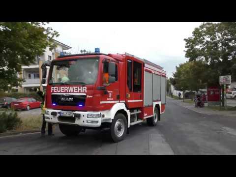 [Gemeinsame Übung JF] Feuer in Gewerbebetrieb Maintal-Hochstadt - Duur: 4:21.