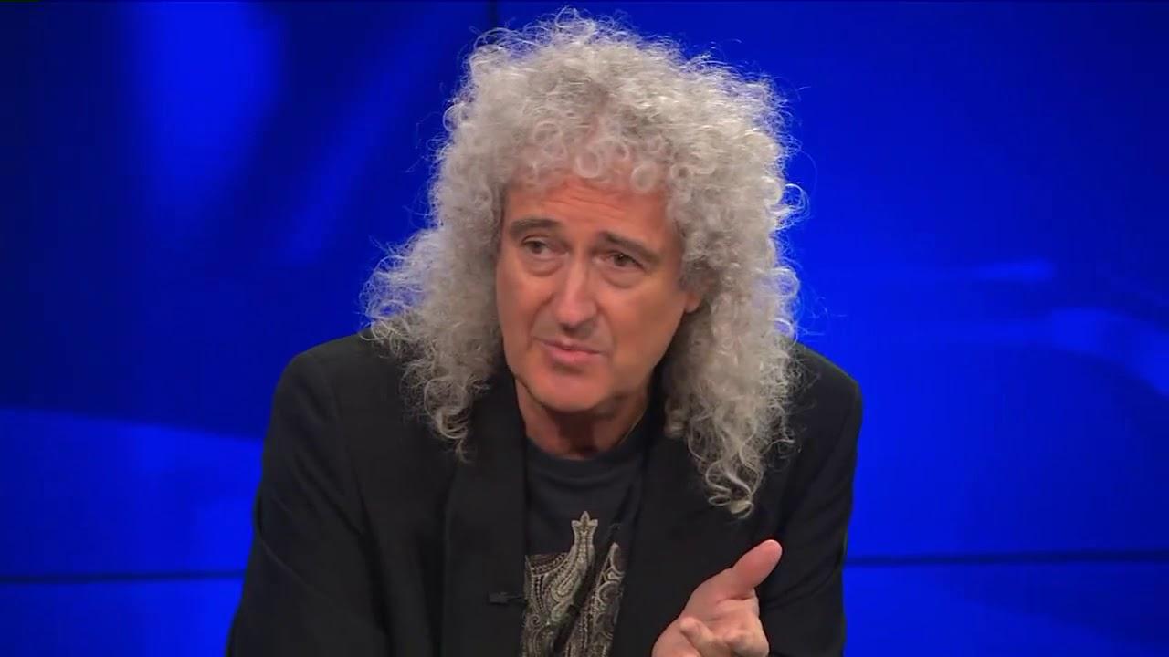 Brian May Reveals Pet Name for Adam Lambert!