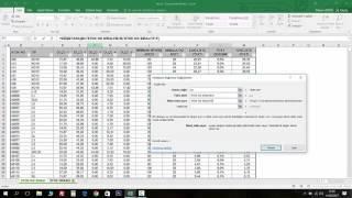 Excel Dersleri 5# - Düşeyara Vlookup Formülünün Kullanımı