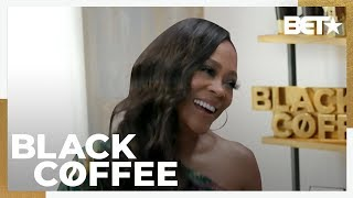 Robin Givens Discusses Equal Pay for Women In Entertainment |  Black Coffee