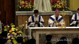 2017 Theologate Graduation Mass