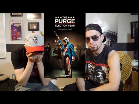 The Purge: Election Year (2016) REVIEW