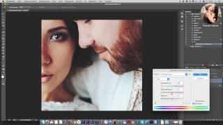 Как сделать экшен для фотошопа с возможностью вносить коррективы?