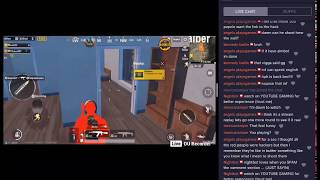 WATCHING A PUBG MOBILE HACKER Live😵 SPEED HACK AIMHACK 😵🚨 /WHODATSWORLD