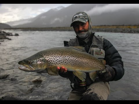 Fly Fishing New Zealand - OPENING DAY 'SEEKING SOLITUDE'