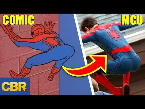 How The Marvel Comics Transformed Into The Marvel Cinematic Universe