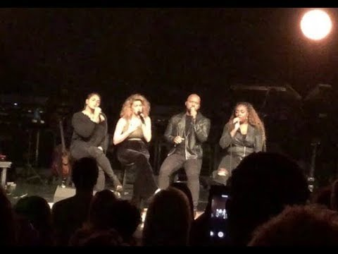 Soul's Anthem (It Is Well) Encore - Tori Kelly Live @ Herbst Theater San Francisco, CA 11-19-18