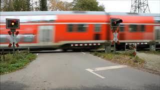 "Bahnübergang Oldenburg ""Drögen-Hasen-Weg"""