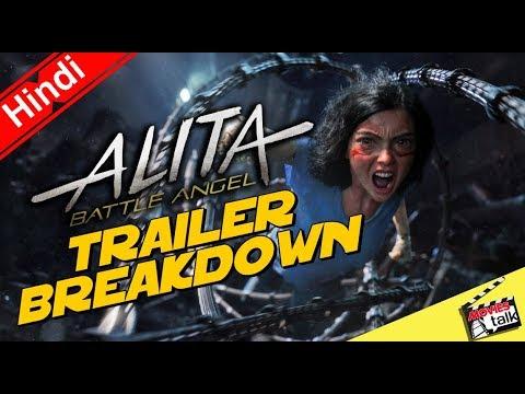 Alita: Battle Angel | Official Trailer | Breakdown [Explained In Hindi]
