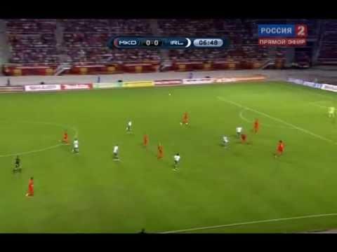 Гол Робби Кина в матче