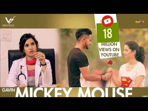 Смотреть Mickey Mouse | Gavin | New Punjabi Songs 2016 |  VS Records онлайн