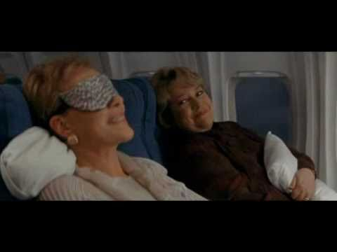 Julie Andrews Is In The Cockpit