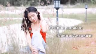 ยังรักกันเหลยหม้าย - ทราย อาร์สยาม [ Cover By BB Cupcake ]