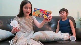 Desafio Jelly Belly Lulu e Julia Silva