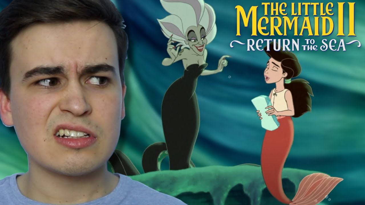 Download The Little Mermaid 2 Feels Like It's Ripping Itself Off