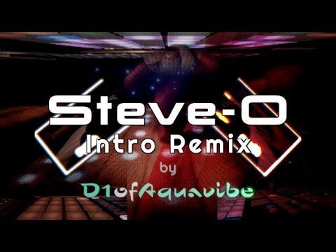 Steve-O Intro Remix - D1ofAquavibe