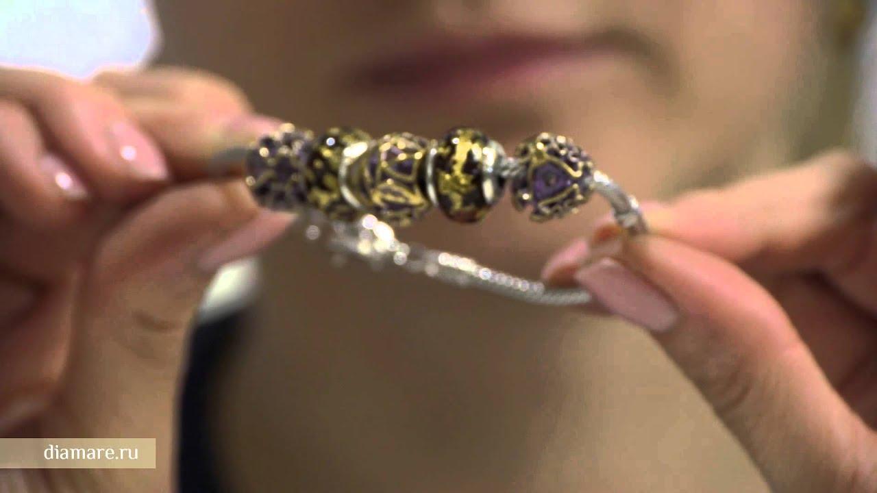 Удлинители браслетов пандора