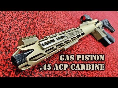 Flint River Gas Piston Pistol Caliber Carbine