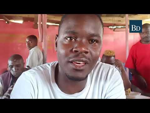 Online art sales give Mukuru slum young artists a big boost