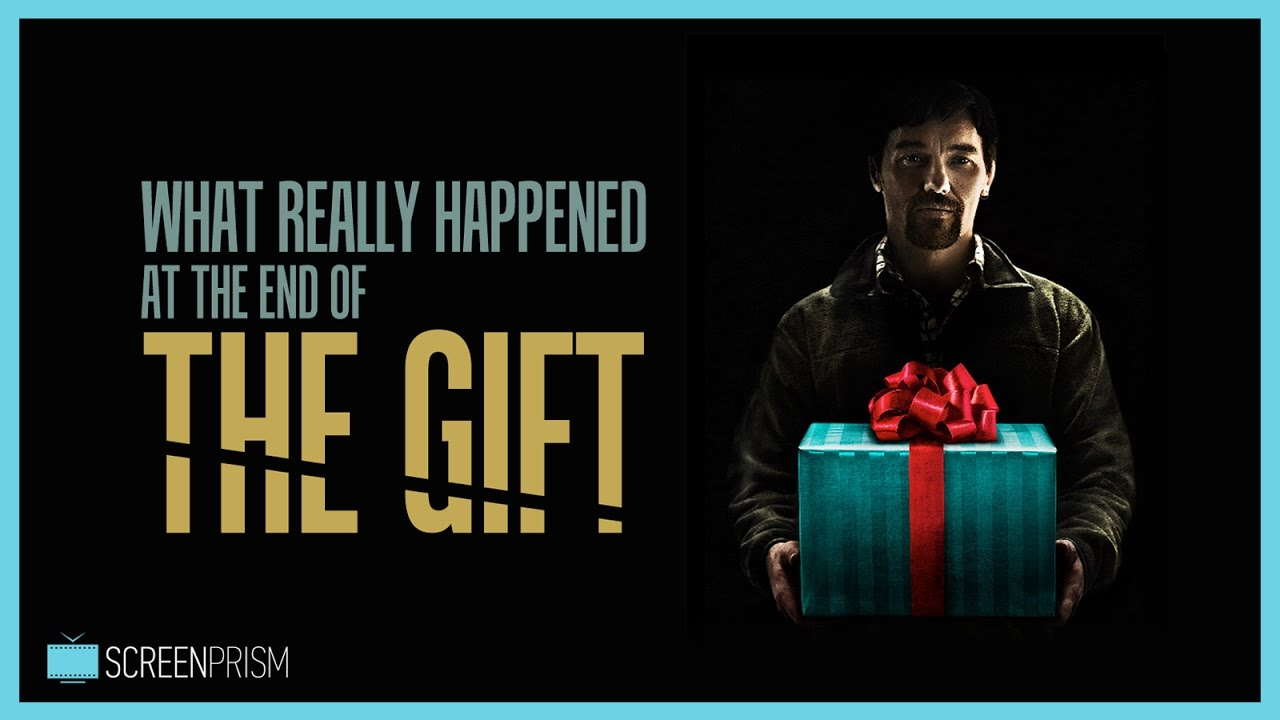 What Really Happened at the End of The Gift? - YouTube