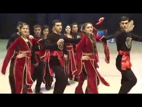 Ансамбль армянского танца