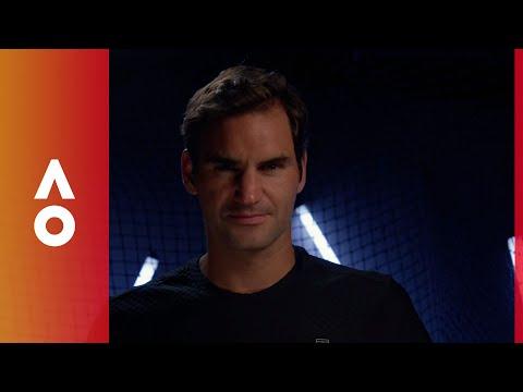 The legends and Federer | Australian Open 2018