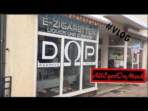 #VLOG Shoperöffnung Dampferpause Mühlhausen