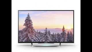 Best Smart TV 2017 - Sony KDL50W800B 50-Inch 1080p 120Hz 3D Smart LED TV