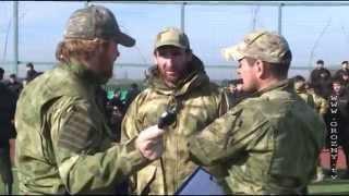 силовой блок Рамзана Кадырова: Даниил Мартынов проверил физподготовку(, 2014-11-11T16:57:32.000Z)