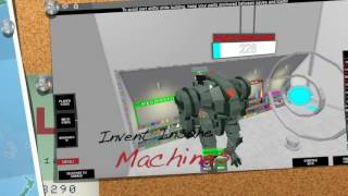 ROBLOX : Build Your Own Mech Trailer