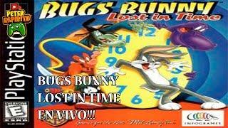 [PS1] Bugs Bunny Lost in Time - Parte 1 - Empezando la aventura