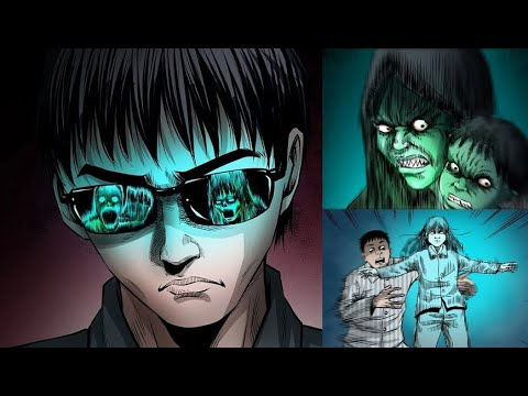 Download THE MAN WITH THE YIN YANG EYES - SEASON 1 - Episode 1 - HORROR STORIES ANIMATED