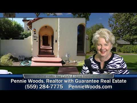 Pennie Woods, Realtor With Guarantee Real Estate | 3870 E. Huntington Boulevard, Fresno, CA