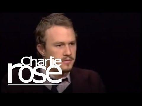 Heath Ledger   Charlie Rose