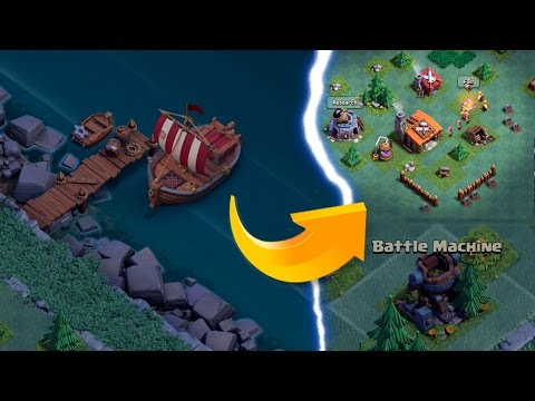 Thumbnail: BUILDERS BASE UPDATE | Clash of Clans | New Night Village Update