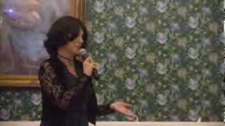 Silvina Guzman en TiTa Merello en Vermont- Tita de Buenos Aires-