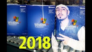 Как работает Windows Xp в 2019 году ???