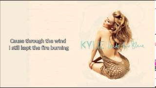 Kylie Minogue - Into the Blue (Lyrics)
