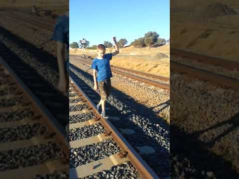 Barnawartha - Railway Tracks - 23 April 2016