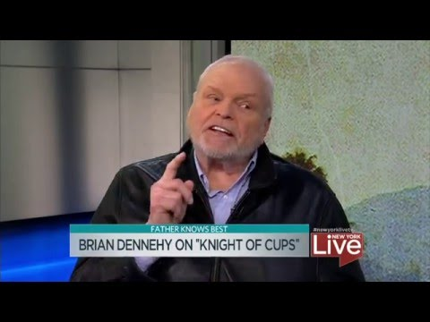 """Brian Dennehy on """"Knight of Cups"""" & More"""